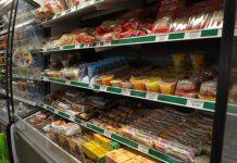 Élelmiszer-pult. (A kép illusztráció). A kép forrása: eletforma.hu