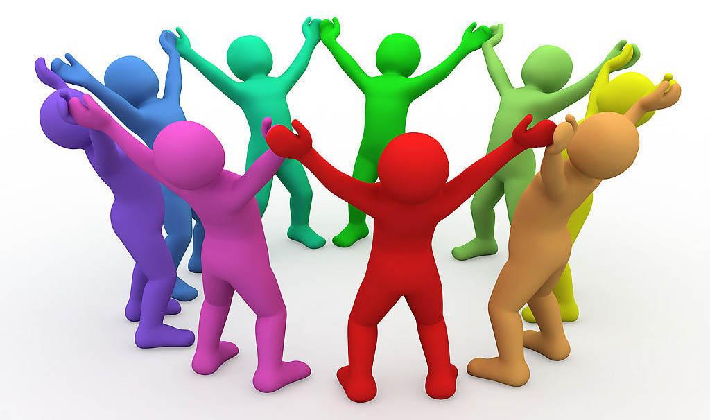 A civil-összefogás. A kép szimbólum. A kép forrása: okpecs.hu.