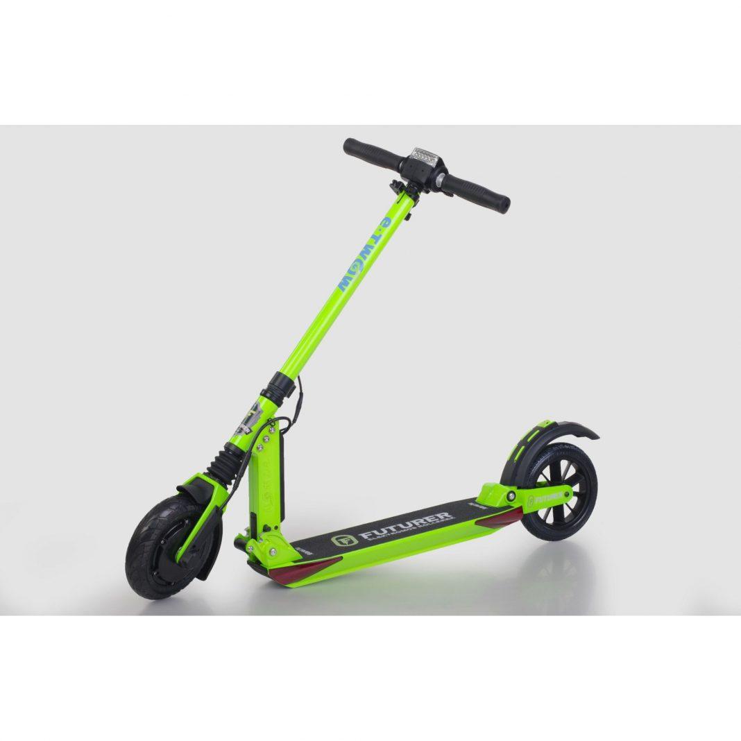 E-roller a környezettudatos közlekedésért   kpe.hu